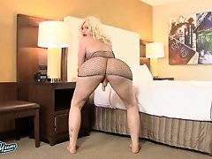 Sexy Stacy Jackson has a hot curvy body, a big juicy ass, huge tits and a rock hard uncut cock! Watch gorgeous tgirl Stacy masturbating until she cums