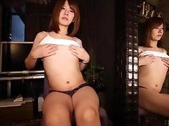 NATURAL, cute and very passable - Tokyo babe Uta is a little sweetheart discovered by Terry who we had the pleasure on unveiling to the world in her s